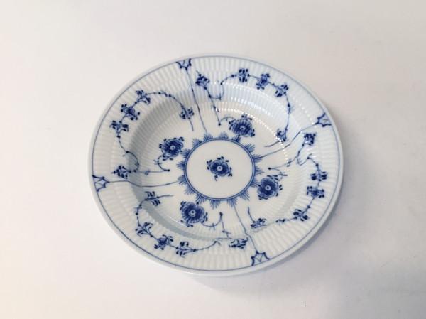 Musselmalet / Blue Fluted: Suppenteller, klein