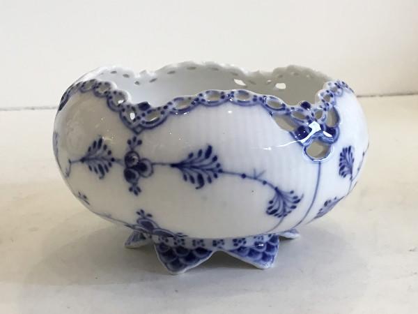 Vollspitze / Full Lace: Kleine Schale / Blumenschale 11,5 cm