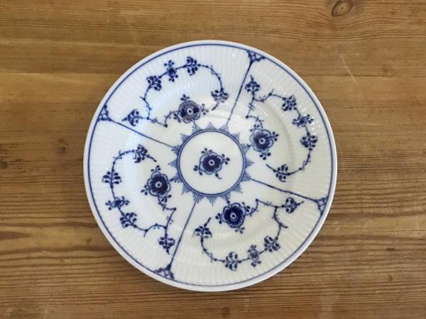 Musselmalet / Blue Fluted: Frühstücksteller, klein