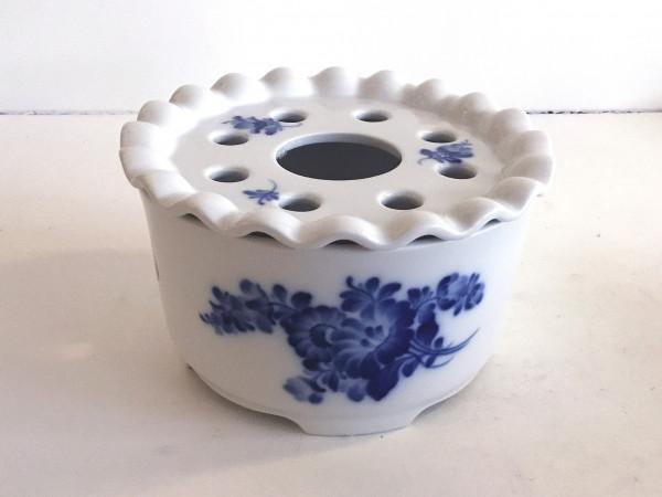 Blaue Blume: Stövchen / Rechaud