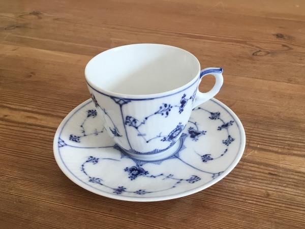 Musselmalet / Blue Fluted: kleine Kaffeetasse